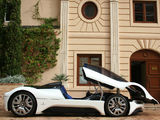 Pictures of Maserati Pininfarina 75th Birdcage Concept 2005