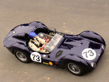 Maserati Tipo 61 Birdcage 1959–60 wallpapers