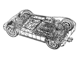 Maserati Tipo 64 Birdcage 1961 wallpapers