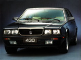 Maserati 430 1989–91 photos