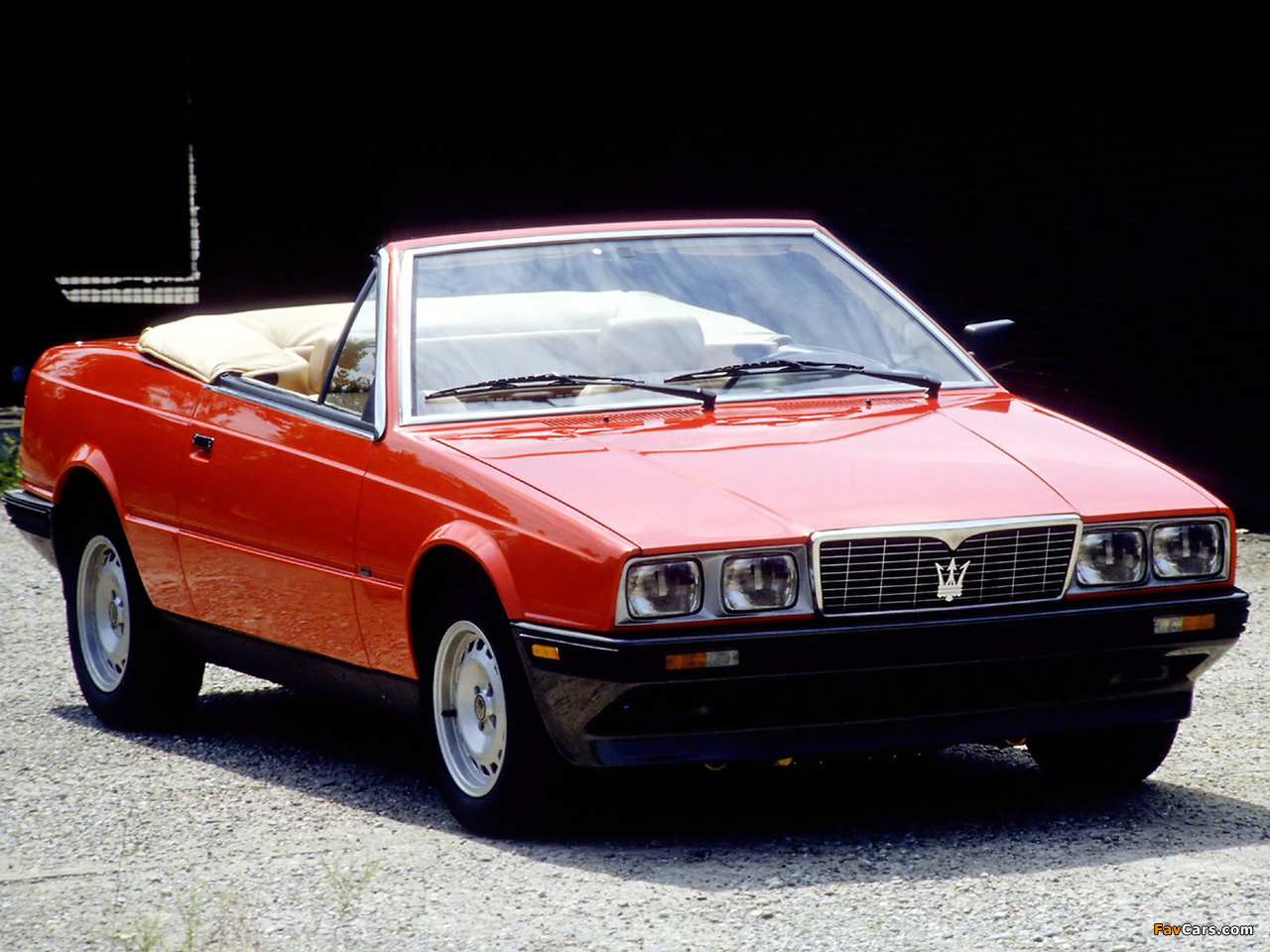 Maserati Biturbo Spyder 1989-91 pictures (1280x960)