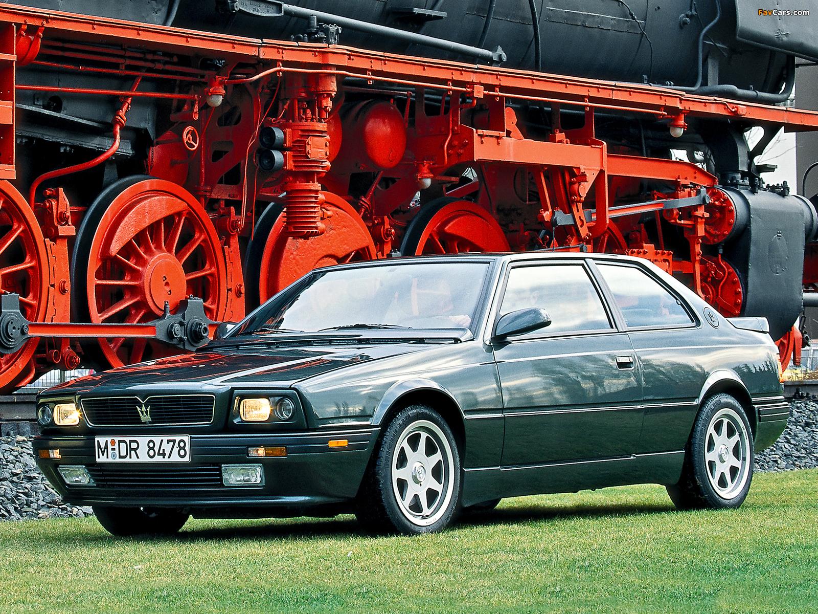 Maserati 2.24v 1991-93 images (1600x1200)