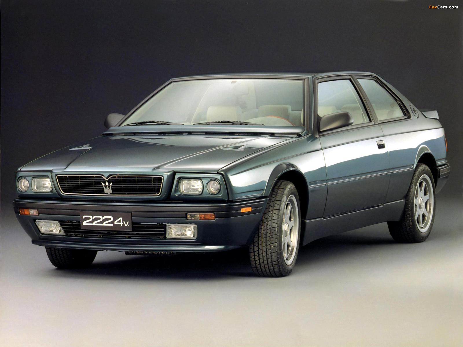 presentazione e informazione Maserati_biturbo_1991 ...