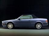 Photos of Maserati Biturbo Spyder 1991–94