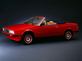 Maserati Biturbo Spyder 1989–91 wallpapers