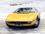 Maserati Bora UK-spec (AM117) 1971–78 images