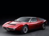 Maserati Bora (AM117) 1971–78 photos