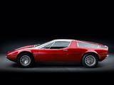Maserati Bora (AM117) 1971–78 wallpapers