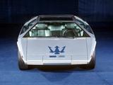 Maserati Boomerang 1972 pictures