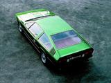 ItalDesign Maserati 2+2 Coupe Prototype 1974 images