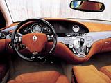ItalDesign Maserati Buran Concept 2000 photos