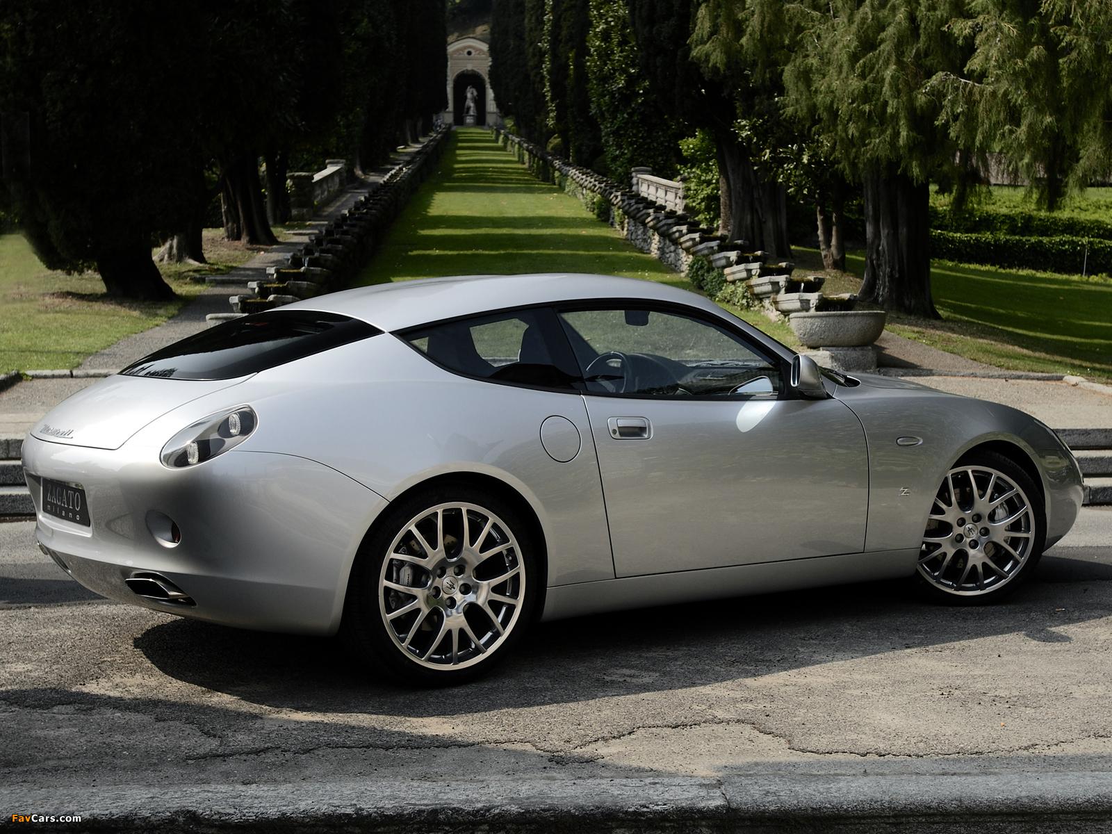 Maserati GS Zagato 2007 pictures (1600 x 1200)