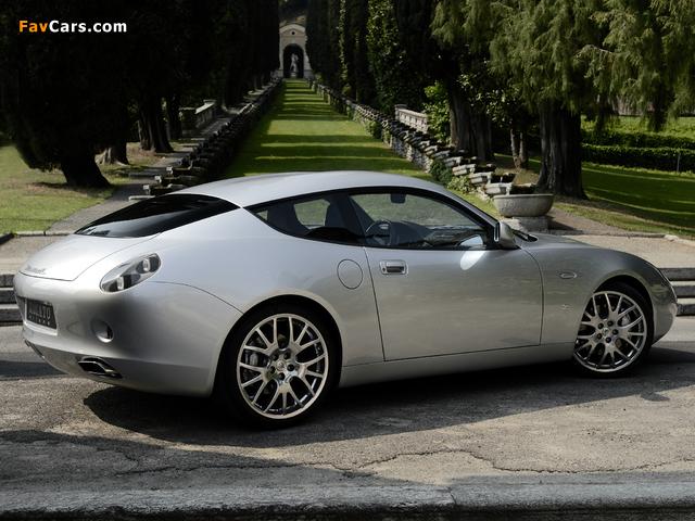 Maserati GS Zagato 2007 pictures (640 x 480)