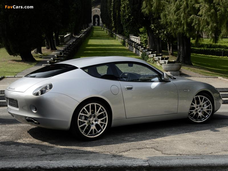 Maserati GS Zagato 2007 pictures (800 x 600)