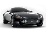 Photos of Maserati A8GCS Berlinetta Touring Concept 2008