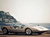 Pictures of Maserati Boomerang 1972