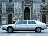 Pictures of Maserati Medici II Concept 1976