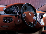Pictures of ItalDesign Maserati Buran Concept 2000