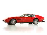 Images of Maserati Ghibli SS 1970–73