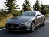 Images of Maserati Ghibli 2013