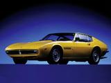 Maserati Ghibli Coupe 1967–73 photos