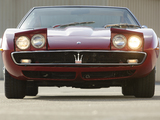 Maserati Ghibli (AM115) 1967–73 photos