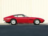 Maserati Ghibli Coupe 1967–73 pictures