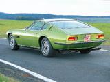 Maserati Ghibli Coupe 1967–73 wallpapers