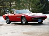 Maserati Ghibli Spyder 1969–73 pictures