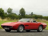 Maserati Ghibli Spyder SS 1970–73 photos