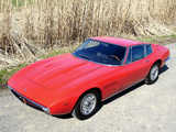 Maserati Ghibli SS 1970–73 photos