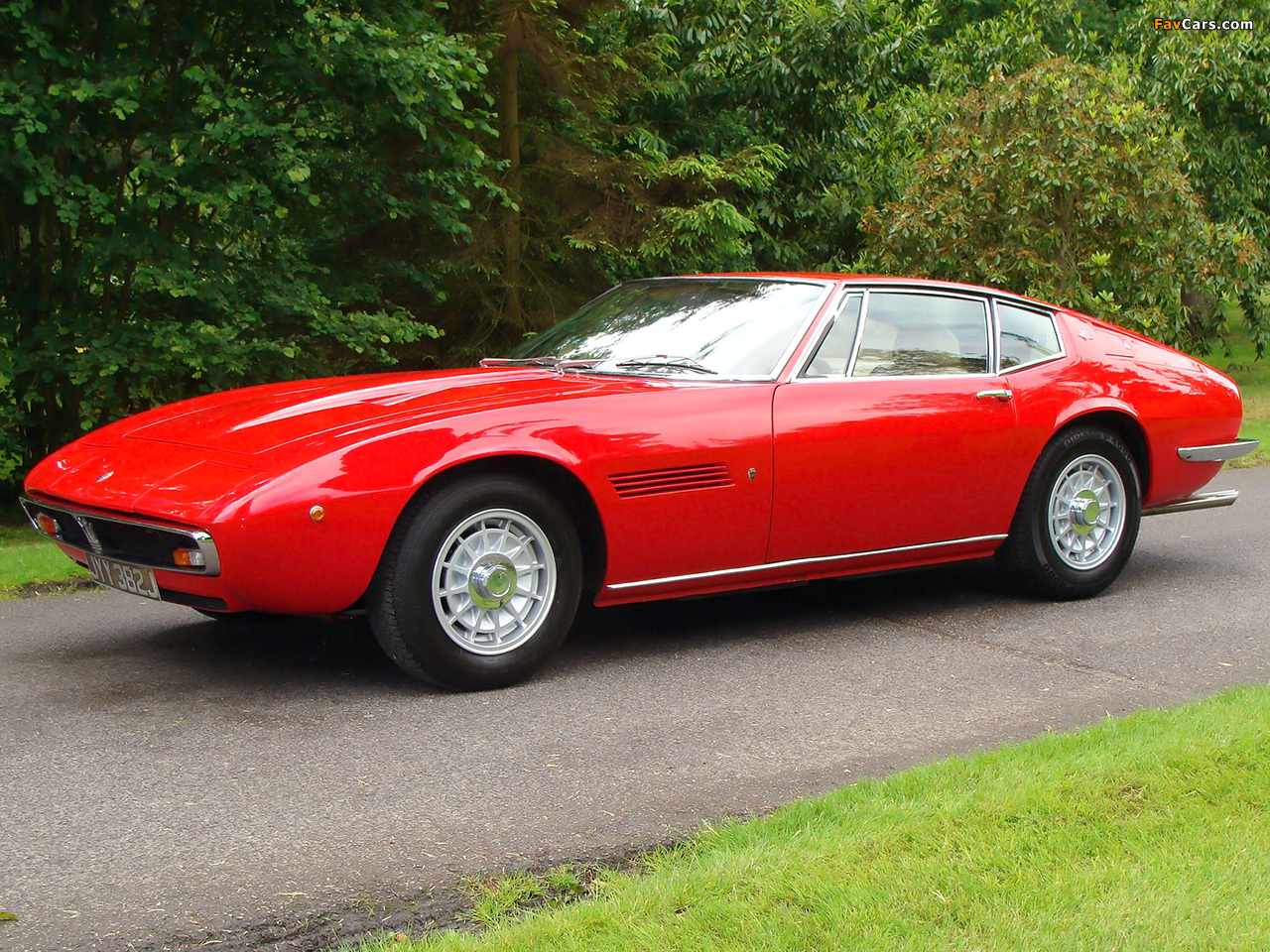 Maserati >> Maserati Ghibli SS 1970–73 wallpapers (1280x960)