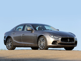 Maserati Ghibli 2013 images