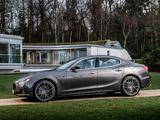 Maserati Ghibli UK-spec 2013 images
