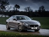 Maserati Ghibli UK-spec 2013 photos