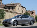 Maserati Ghibli 2013 photos