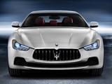 Maserati Ghibli Q4 2013 pictures