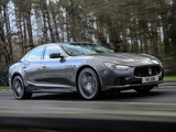 Maserati Ghibli UK-spec 2013 pictures