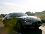 Maserati Ghibli 2013 pictures