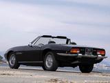 Photos of Maserati Ghibli Spyder 1969–73