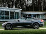 Photos of Maserati Ghibli UK-spec 2013