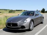 Photos of Maserati Ghibli 2013