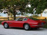 Pictures of Maserati Ghibli SS 1970–73