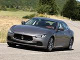 Pictures of Maserati Ghibli 2013