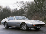 Maserati Ghibli Coupe 1967–73 wallpapers