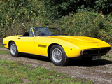 Maserati Ghibli Spyder SS UK-spec 1970–73 wallpapers