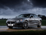 Maserati Ghibli UK-spec 2013 wallpapers