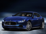 Maserati Ghibli 2013 wallpapers