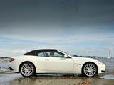 Images of Maserati GranCabrio UK-spec 2010