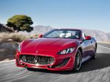 Images of Maserati GranCabrio Sport 2012